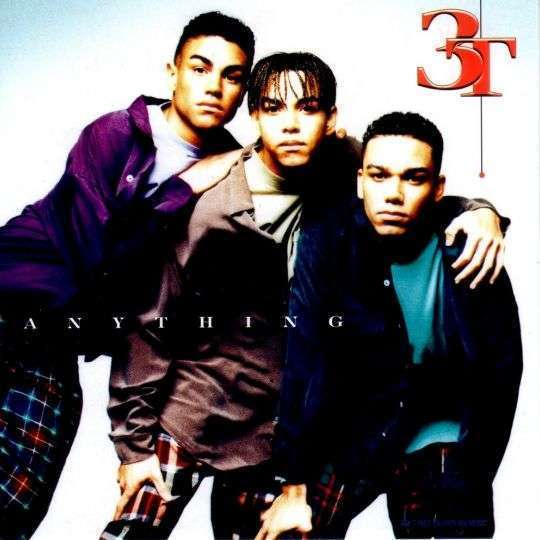 Coverafbeelding Anything - 3T