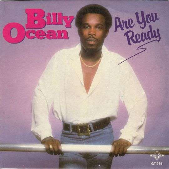 Coverafbeelding Are You Ready - Billy Ocean