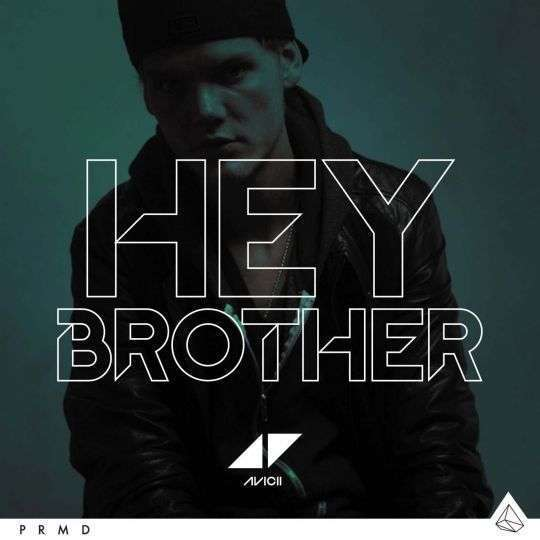 Coverafbeelding Hey Brother - Avicii