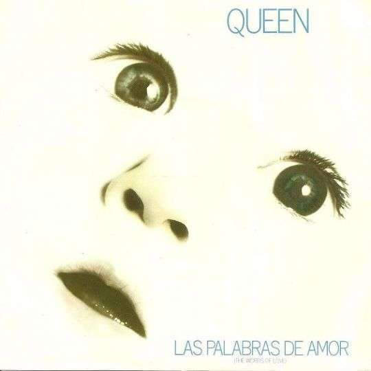 Coverafbeelding Las Palabras De Amor (The Words Of Love) - Queen