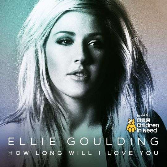 Coverafbeelding How Long Will I Love You - Ellie Goulding