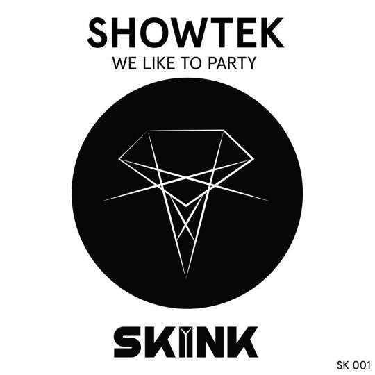 Coverafbeelding We Like To Party - Showtek