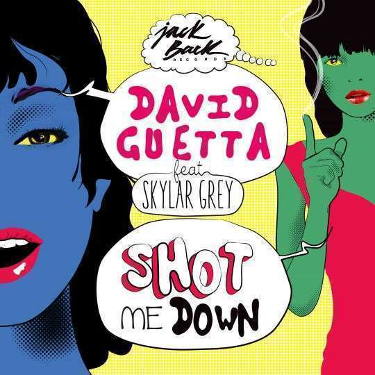 Coverafbeelding Shot Me Down - David Guetta Feat Skylar Grey