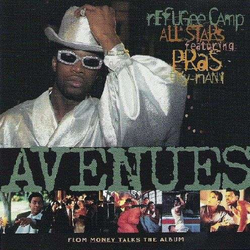 Coverafbeelding Avenues - Refugee Camp All Stars Featuring Pras & Ky-Mani