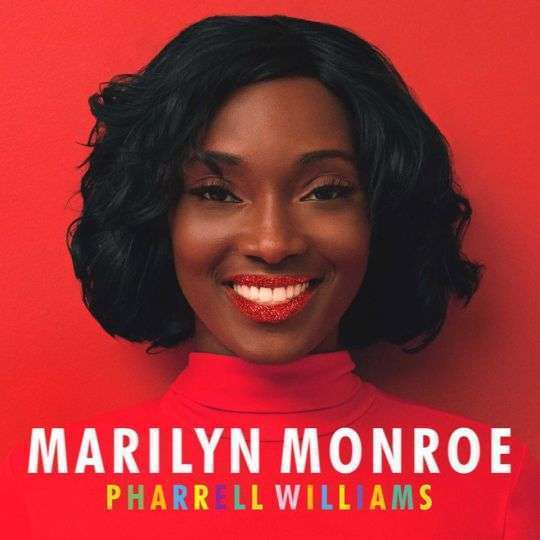 Coverafbeelding Marilyn Monroe - Pharrell Williams