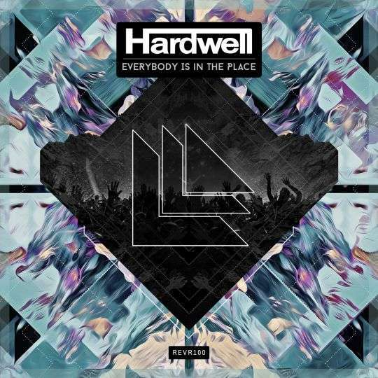 Coverafbeelding Everybody Is In The Place - Hardwell