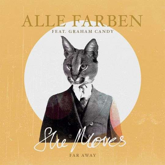 Coverafbeelding She Moves - Far Away - Alle Farben Feat. Graham Candy