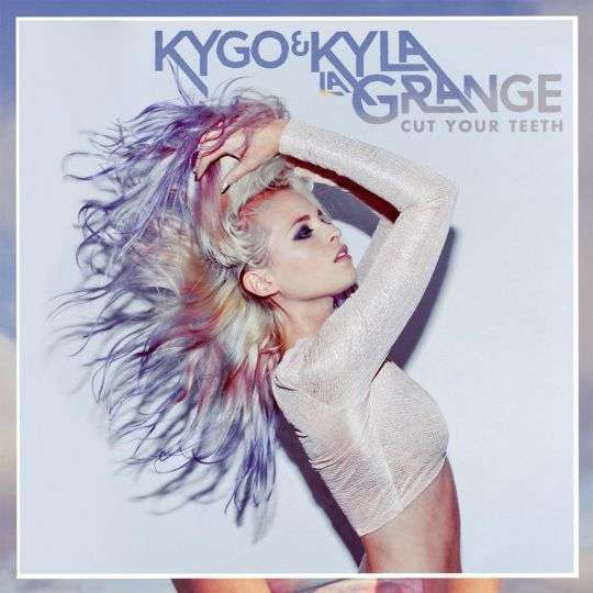 Coverafbeelding Cut Your Teeth - Kygo & Kyla La Grange