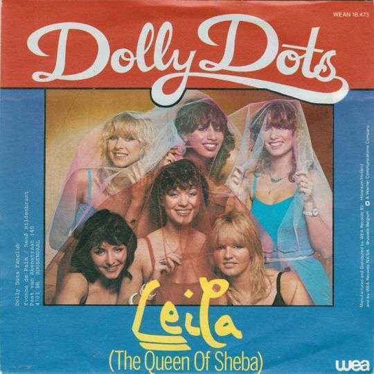 Coverafbeelding Leila (The Queen Of Sheba) - Dolly Dots