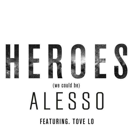 Coverafbeelding Heroes (We Could Be) - Alesso Featuring. Tove Lo
