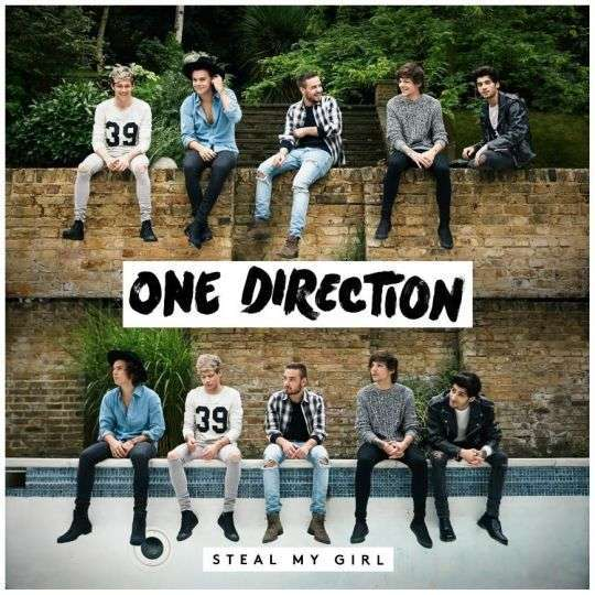 Coverafbeelding Steal My Girl - One Direction