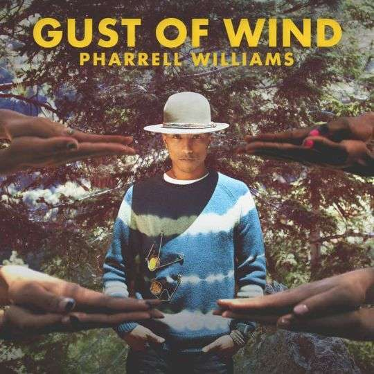 Coverafbeelding Gust Of Wind - Pharrell Williams