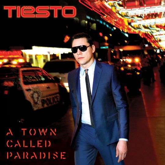 Coverafbeelding Light Years Away - Tiësto Feat. Dbx