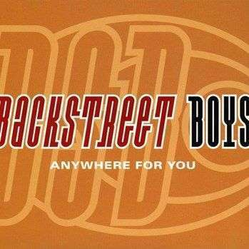 Coverafbeelding Anywhere For You - Backstreet Boys