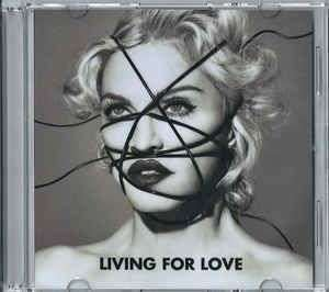 Coverafbeelding Living For Love - Madonna