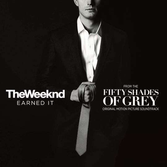 Coverafbeelding Earned It - Theweeknd