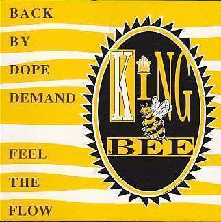 Coverafbeelding King Bee - Back By Dope Demand