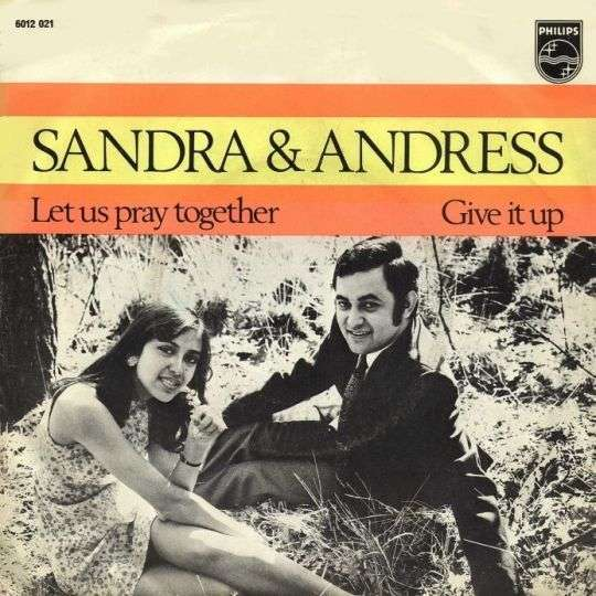 Coverafbeelding Let Us Pray Together - Sandra & Andress