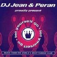 Coverafbeelding Let Yourself Go - Dj Jean & Peran
