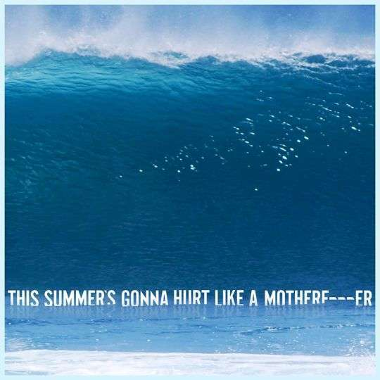 Coverafbeelding This Summer's Gonna Hurt Like A Motherf---Er - Maroon 5