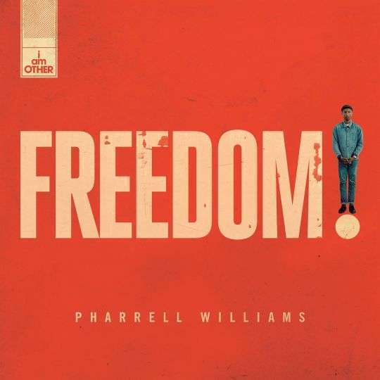 Coverafbeelding Freedom - Pharrell Williams