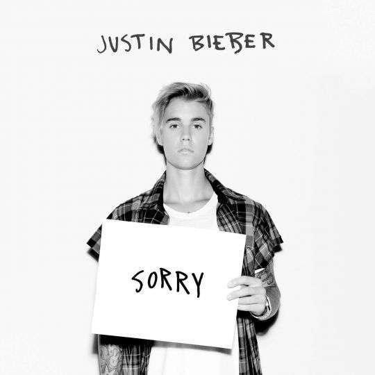 Coverafbeelding Sorry - Justin Bieber