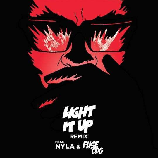 Coverafbeelding Light It Up - Remix - Major Lazer Feat. Nyla & Fuse Odg