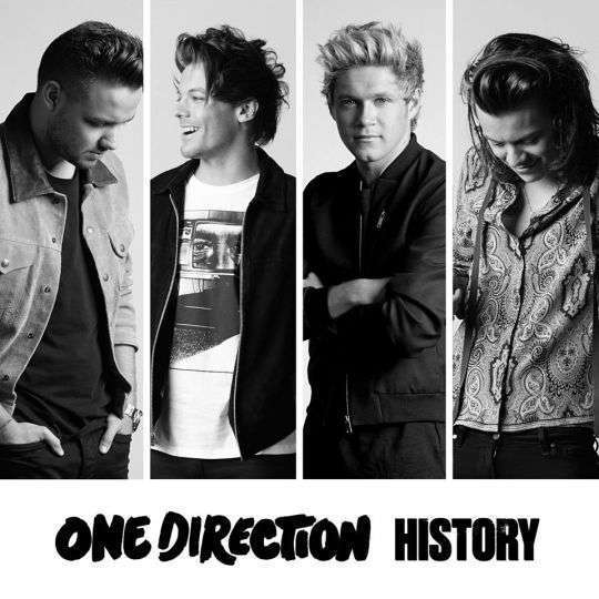 Coverafbeelding History - One Direction