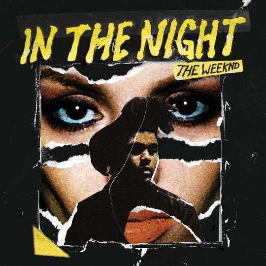 Coverafbeelding In The Night - The Weeknd