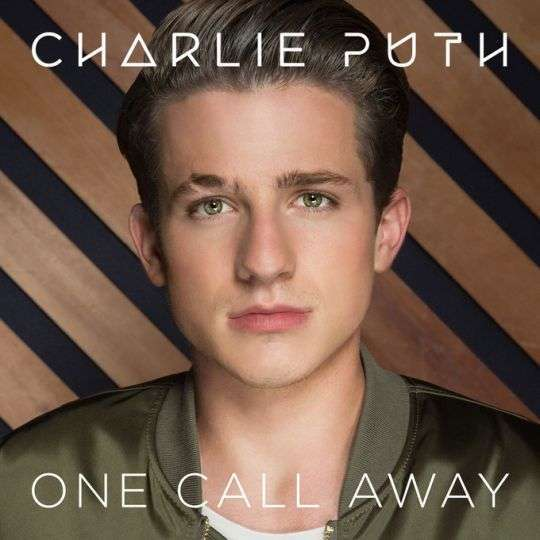 Coverafbeelding One Call Away - Charlie Puth