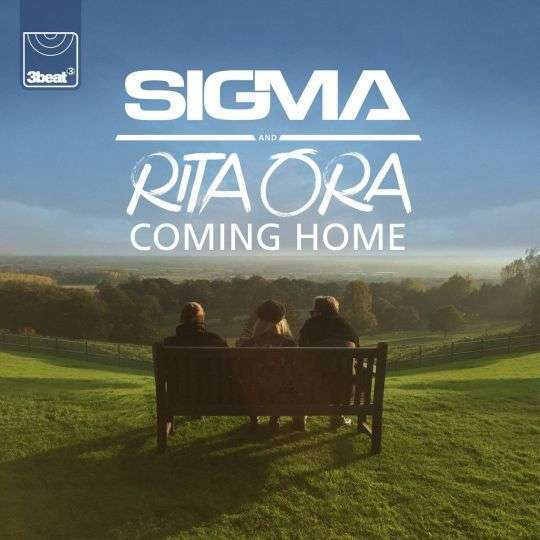 Coverafbeelding Coming Home - Sigma And Rita Ora