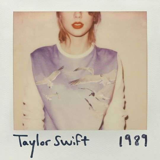 Coverafbeelding Out Of The Woods - Taylor Swift