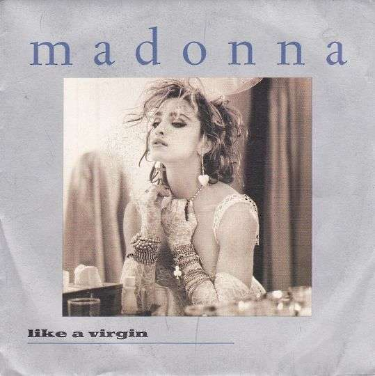 Coverafbeelding Like A Virgin - Madonna