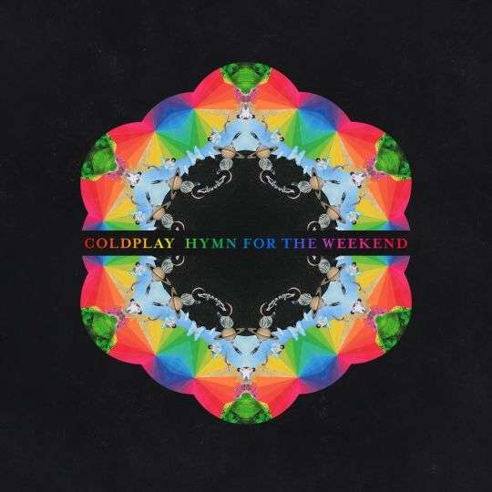 Coverafbeelding Hymn For The Weekend - Coldplay