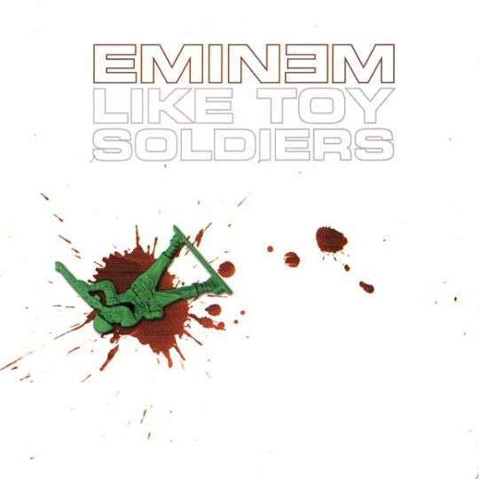 Coverafbeelding Like Toy Soldiers - Eminem