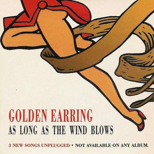 Coverafbeelding As Long As The Wind Blows - Golden Earring
