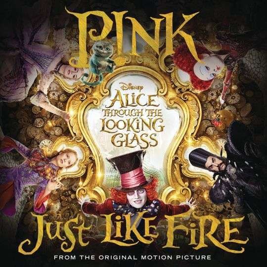 Coverafbeelding Just Like Fire - P!nk