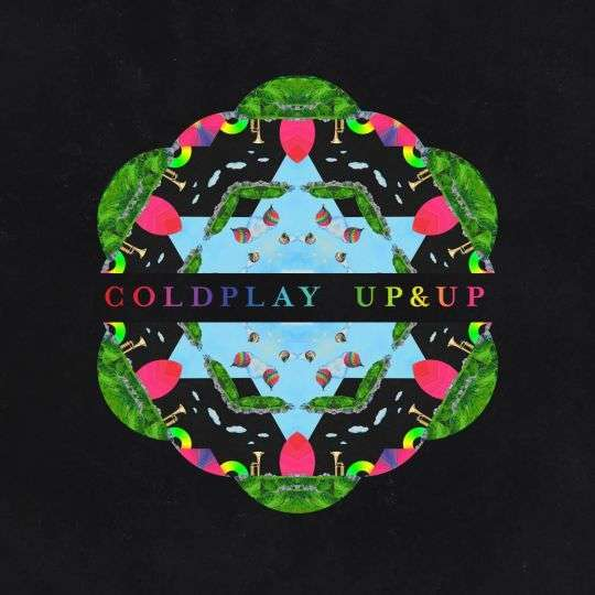Coverafbeelding Up&up - Coldplay