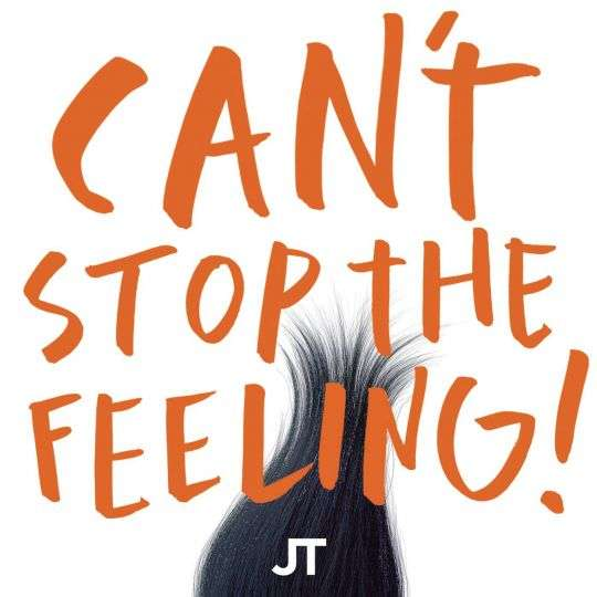Coverafbeelding Can't Stop The Feeling! - Jt