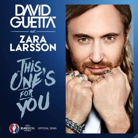 Coverafbeelding This One's For You - David Guetta Feat. Zara Larsson
