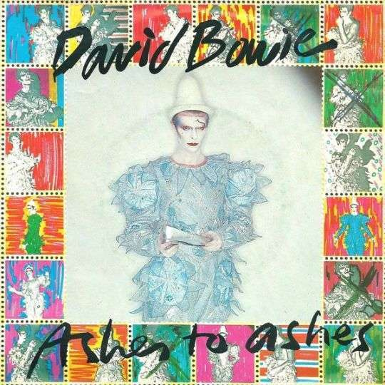 Coverafbeelding David Bowie - Ashes To Ashes