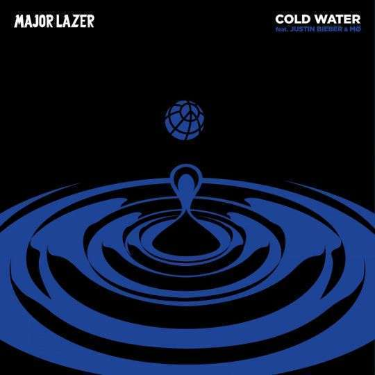Coverafbeelding Cold Water - Major Lazer Feat. Justin Bieber & Mø