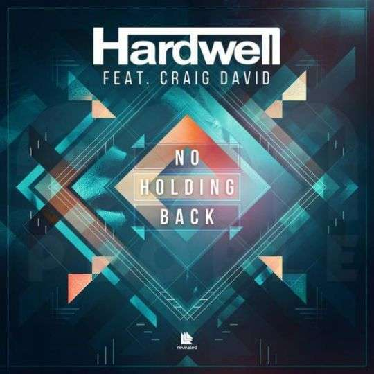 Coverafbeelding No Holding Back - Hardwell Feat. Craig David