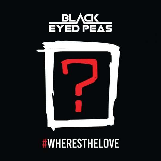 Coverafbeelding #wheresthelove - Black Eyed Peas
