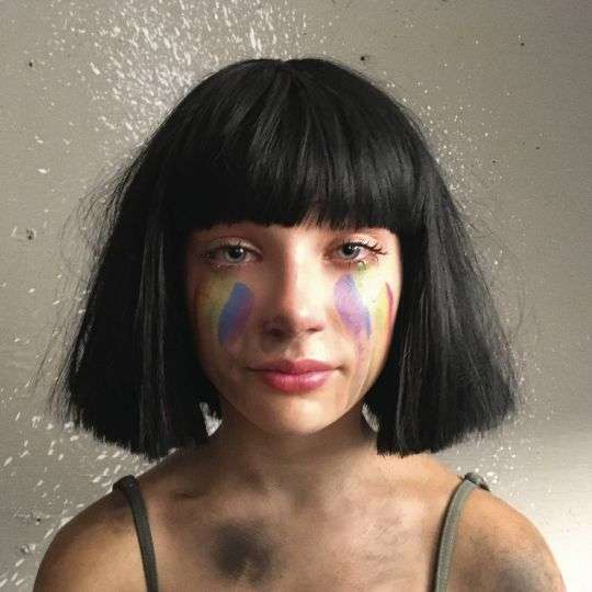 Coverafbeelding The Greatest - Sia Feat. Kendrick Lamar