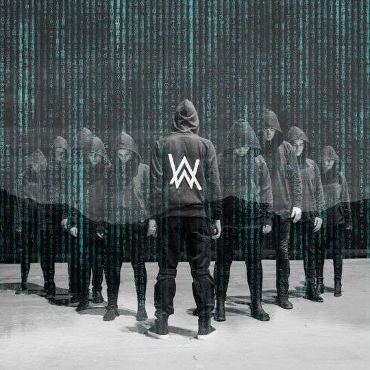 Coverafbeelding Alone - Alan Walker