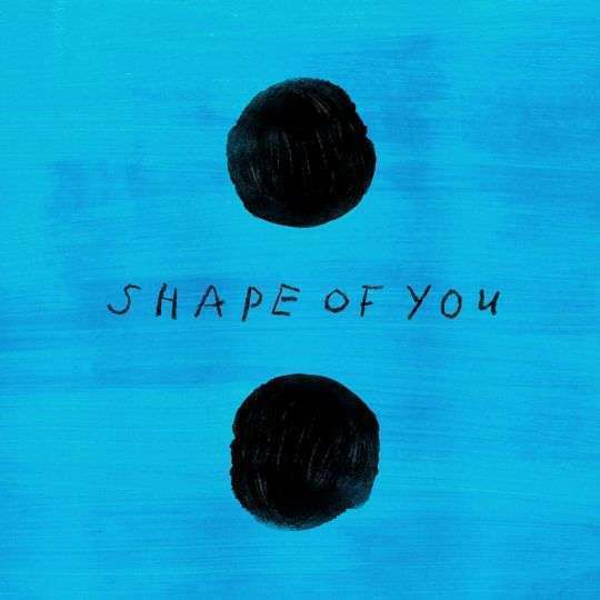Coverafbeelding Shape Of You - Ed Sheeran