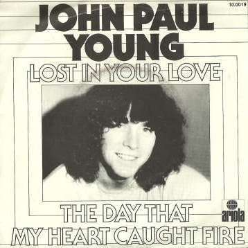 Coverafbeelding Lost In Your Love - John Paul Young