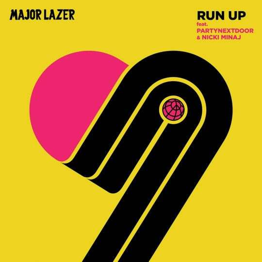 Coverafbeelding Run Up - Major Lazer Feat. Partynextdoor & Nicki Minaj