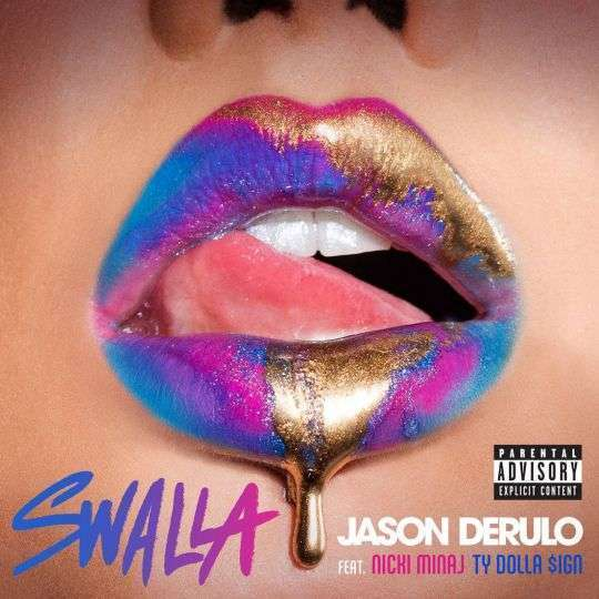 Coverafbeelding Swalla - Jason Derulo Feat. Nicki Minaj & Ty Dolla $Ign